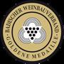 Badischer Weinbauverband Goldmedallie