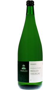 2017er Müller-Thurgau QbA trocken