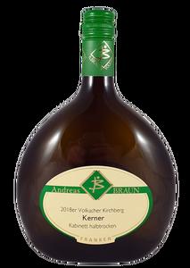 Volkacher Kirchberg Kerner Kabinett halbtrocken